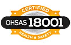 certifikace OHSAS 18001