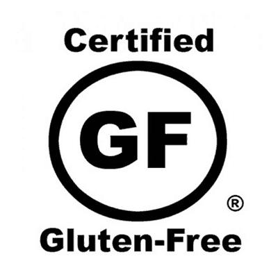 certifikace Gluten-free