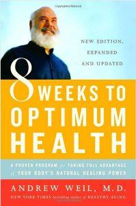 kniha 8 weeks to optimum health