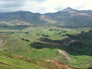údolí Aldedores de Huancavelica