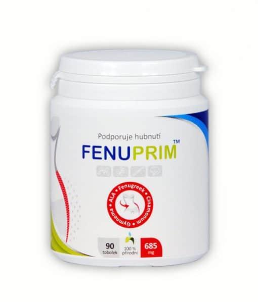 Doplněk stravy Fenuprim od Superionherbs na podporu hubnutí