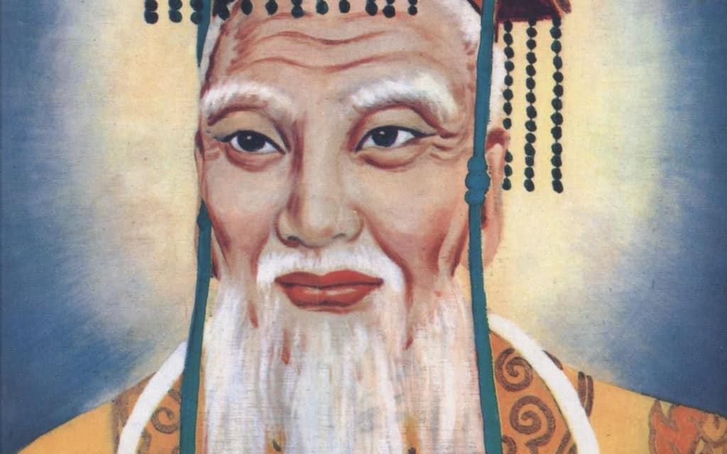 žlutý císař HuangDi