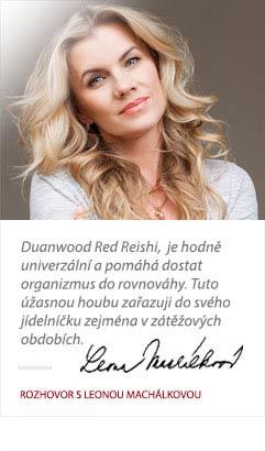 Leona Machálková prozrazuje, jak pečuje o imunitu