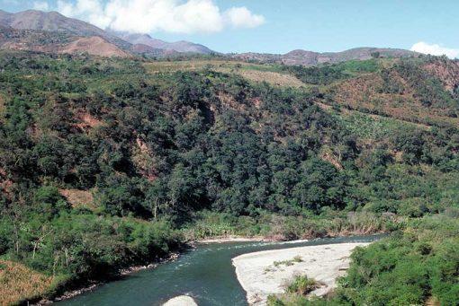 řeka Ucayali