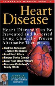 Kniha alternative medicine guide to heart disease