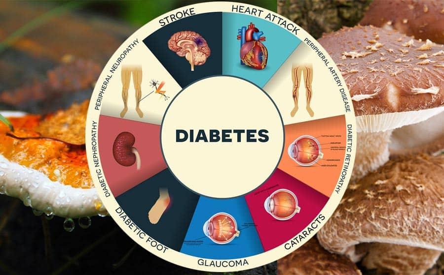 nápis diabetes a vliv, jaký může mít cukrovka na orgány