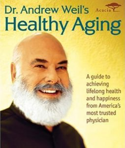 kniha Dr. Andrew Weil Healthy Aging
