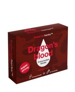 Balení extraktu dračí krve - 60 ks tobolek