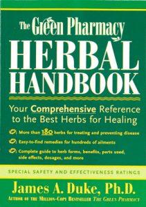 kniha the green pharmacy herbal handbook