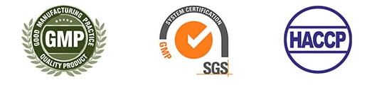 oga certifikace haccp GMP system certification SGS a Good Manufacturing Practice Quality Product GMP