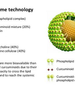 Curcumin Phytosome® Power Complex technologie