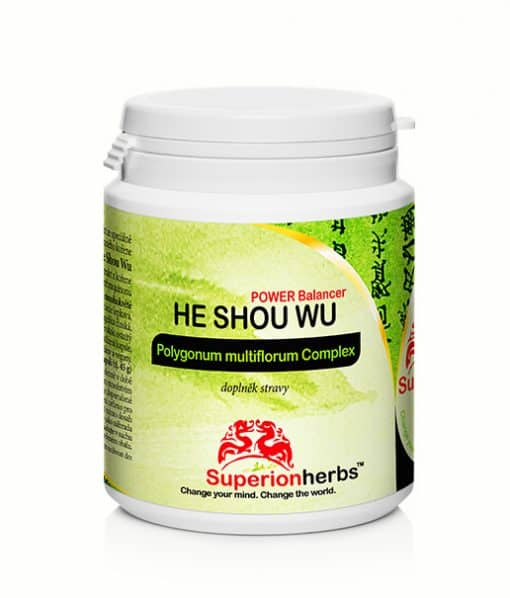 He shou wu od Superionherbs, power balancer