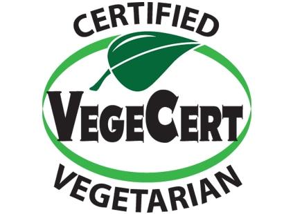 certifikace vegetarian