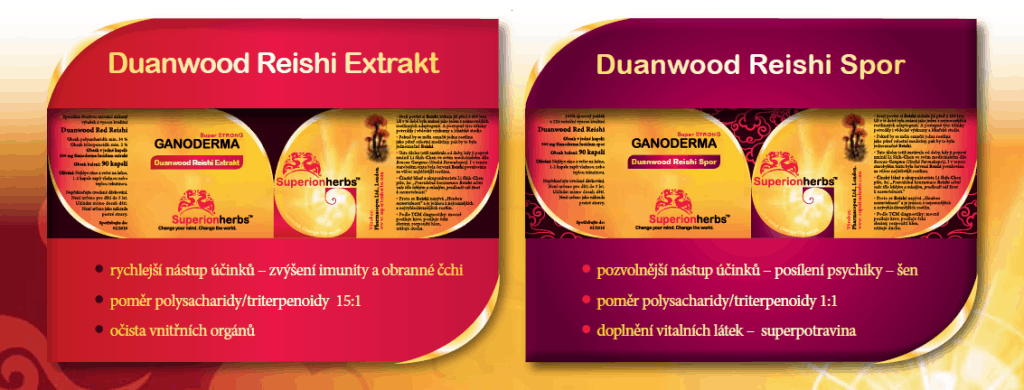 Ganoderma Extrakt Spor